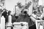 wizyta u fryzjera
