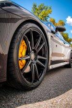 opona w Porsche
